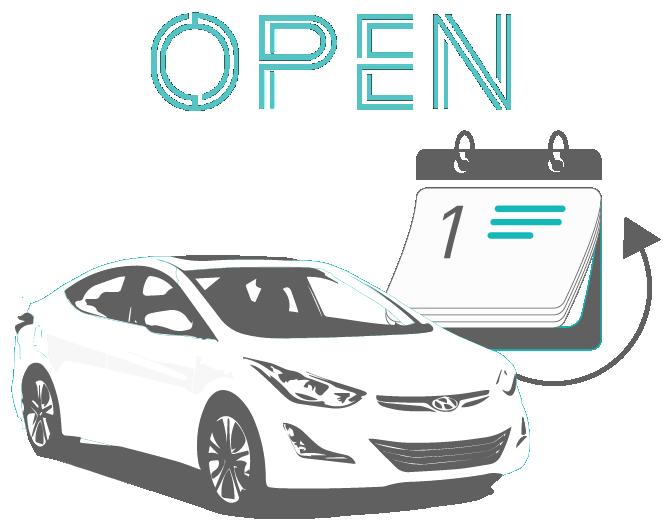 Serving up quality car rental
