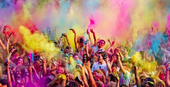 Image result for holi events in bengaluru