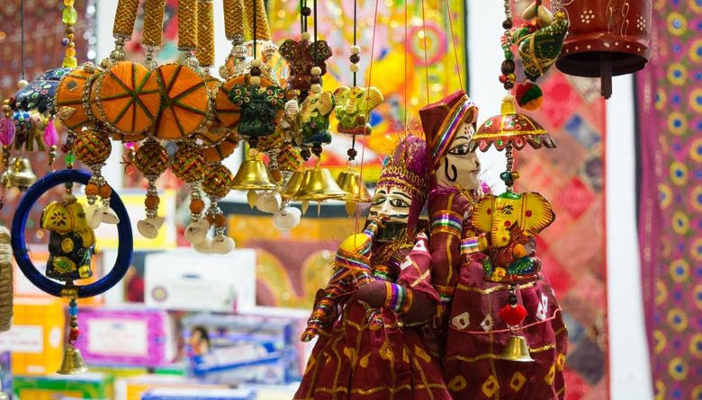 popular shopping places in jaipur