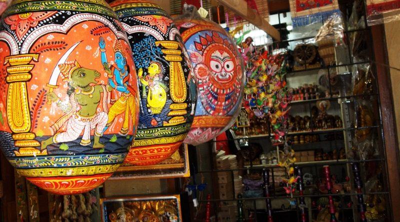 shopping places in Bhubaneswar