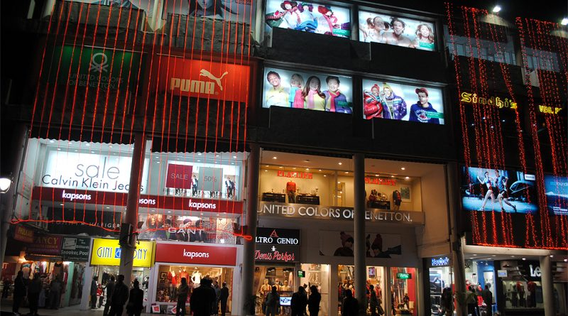 shopping places in Chandigarh
