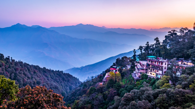 Road Trips from Delhi to Mussoorie