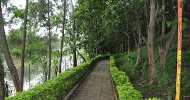 Shantivan- Lake