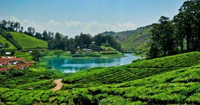 Hills near Chennai