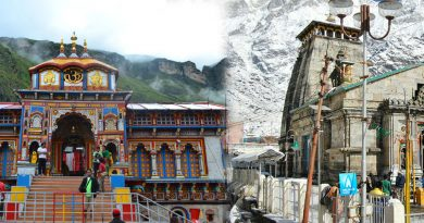 Road Trips from Delhi to Kedarnath and Badrinath