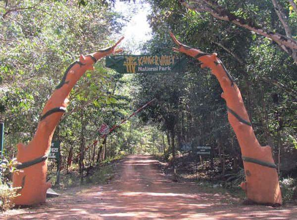 The Kanger Valley National Park