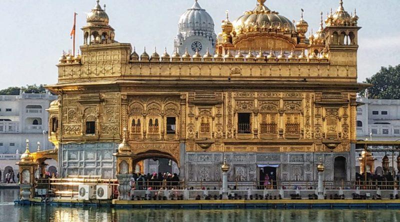 amritsar, Golden Temple