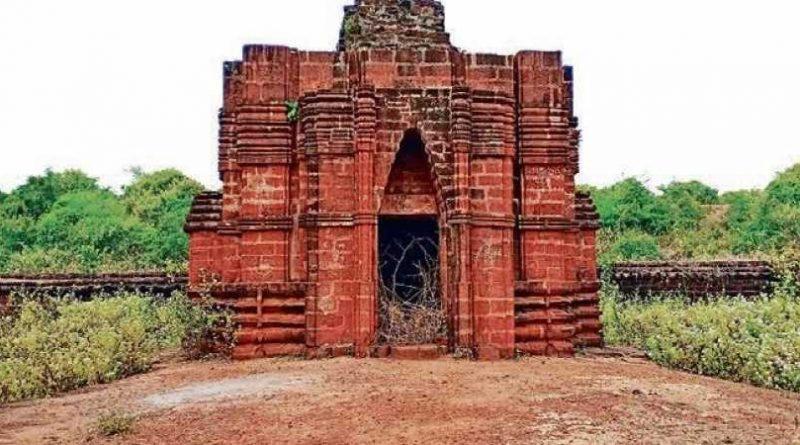 Raibania Fort, Odisha
