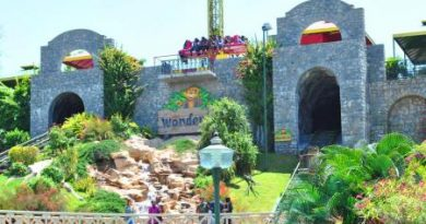 Wonderla Amusement Park, Bangalore