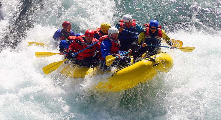rafting in kullu manali