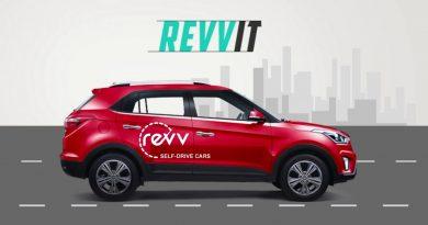 Revv Cars