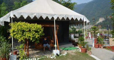 Camp Aquaforest, Rishikesh