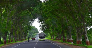 Ahmedabad to Saputara
