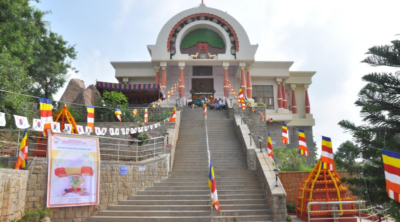 Mahabodhi Buddha Vihara