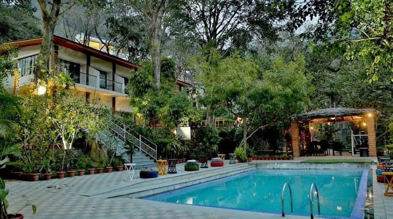 Namami Ganges Resort and Spa