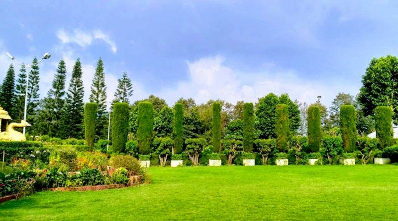 Peace Park, Mount abu