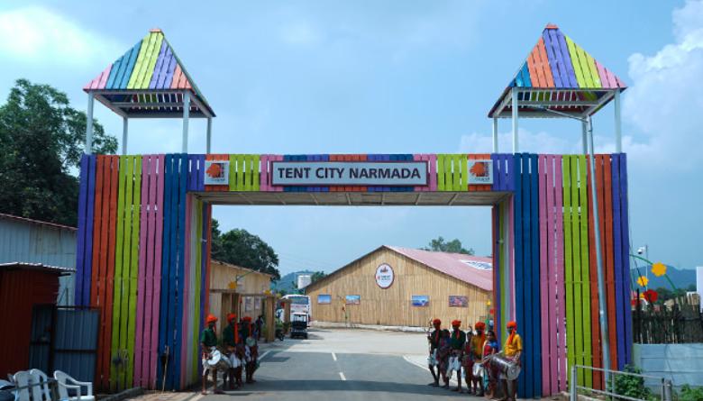 Narmada Tent City