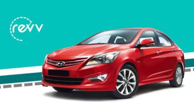 Revv Cars Subscriptions