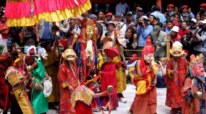 Karsha Gustor Festival